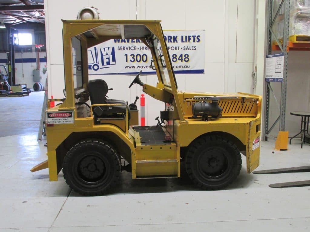 Tiger TD 120 Tow Tug